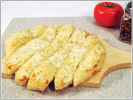 Italian Breadsticks with Cheese