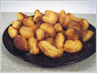 Fried Dough Nibblers